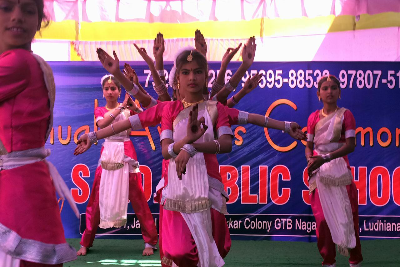 Performing Kala Chasma SSD PUBLIC SCHOOL